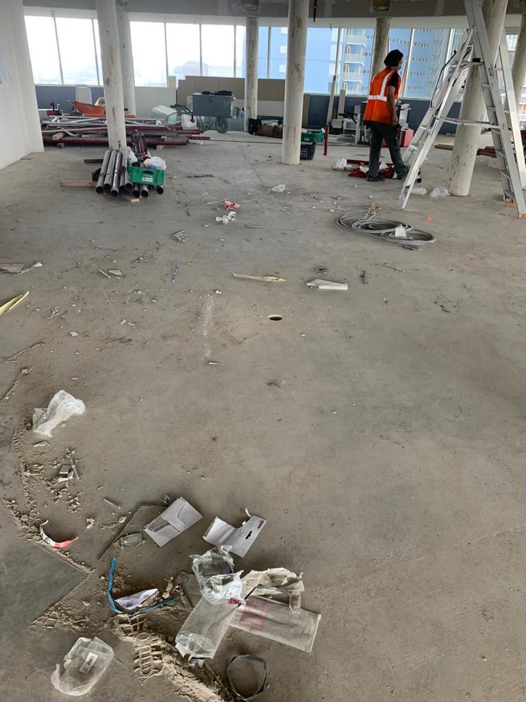 SSB schoonmaakbedrijf